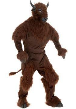 51877221 Adult Buffalo Costume main | halloween in 2019 | Adult costumes ...