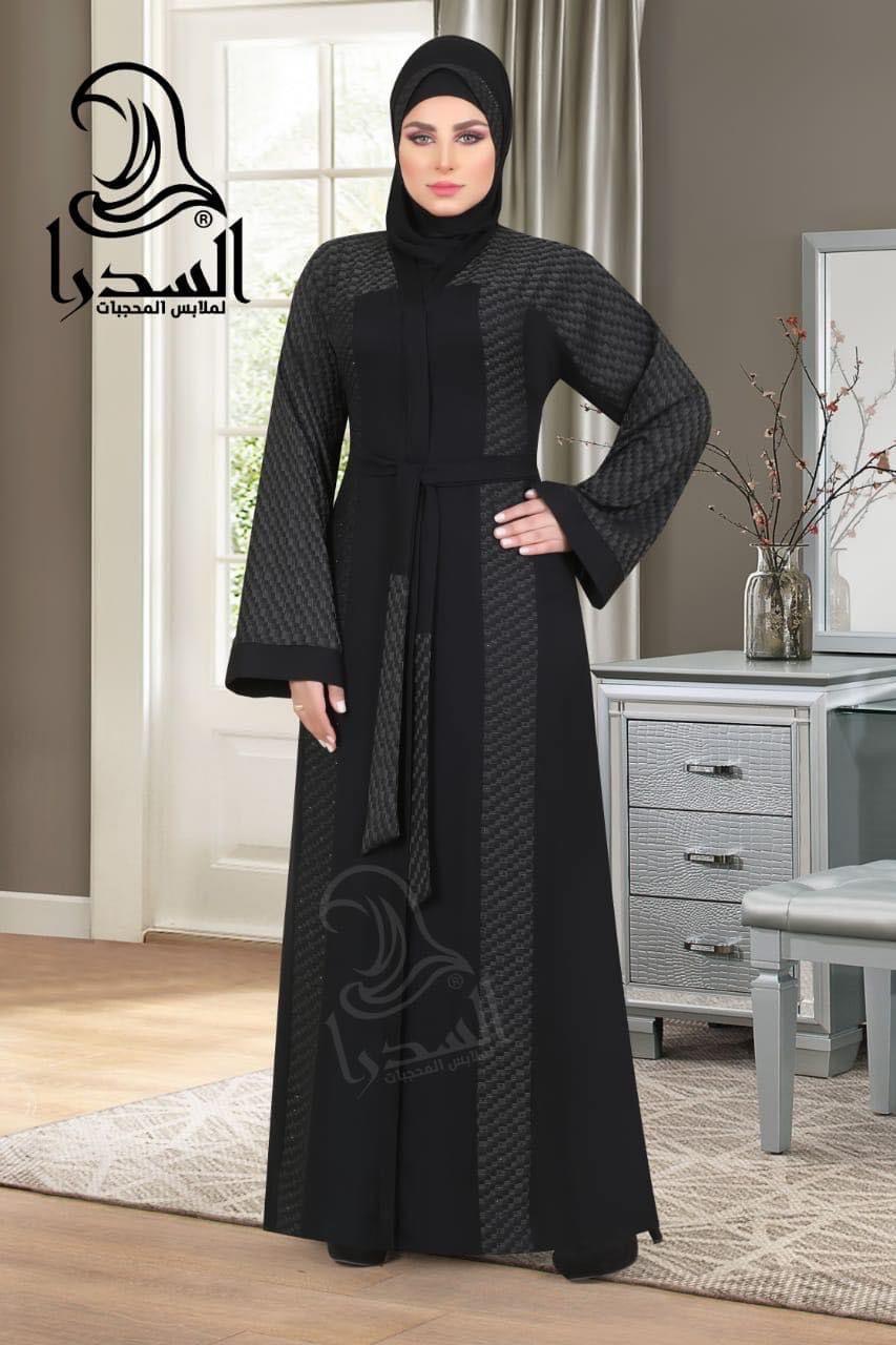 عباية خليجية Fashion Dresses Nun Dress