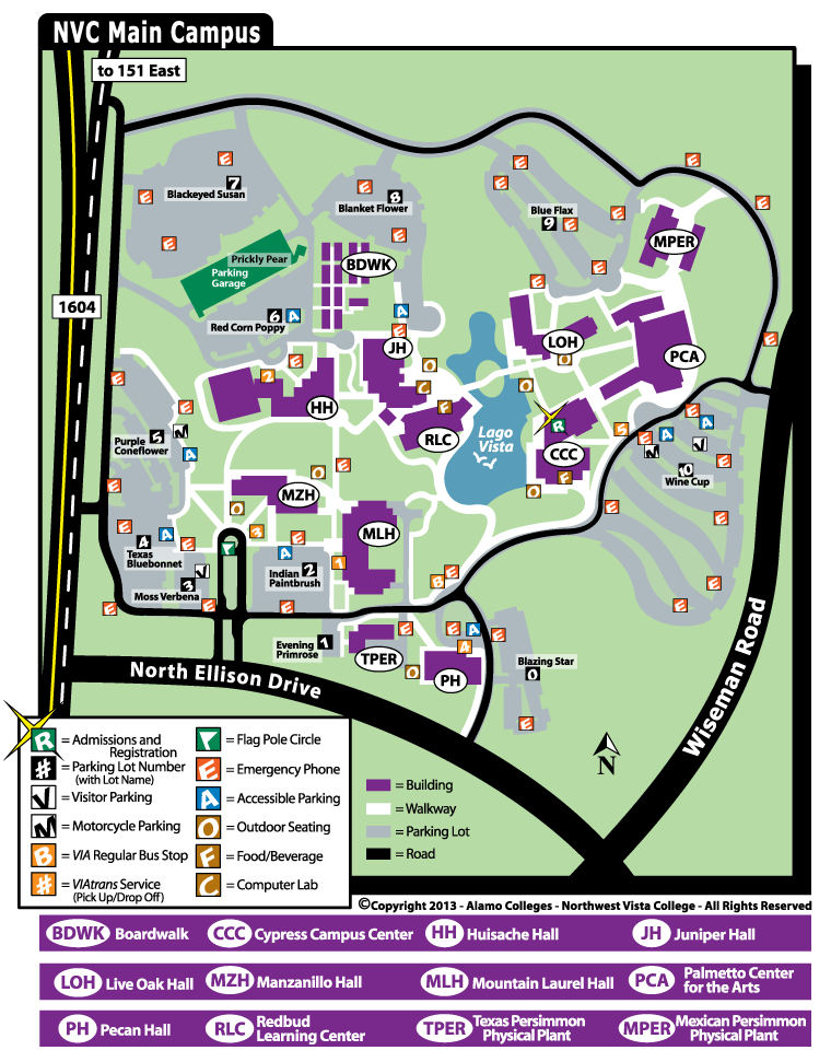 Campus Maps Available For Students Pinterest Campus Map