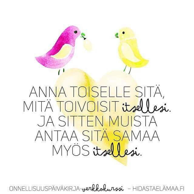 Vielä ehdit mukaan Sanna Wikströmin Onnellisuuspäiväkirja-verkkokurssille tekemään omaa sisäisen valon päiväkirjaasi! Lue lisää hidastaelamaa.fi-etusivulta ja tule mukaan matkalle sisimpääsi  #onnellisuus #onnellisuuspäiväkirja #oletärkeäitsellesi #verkkokurssi