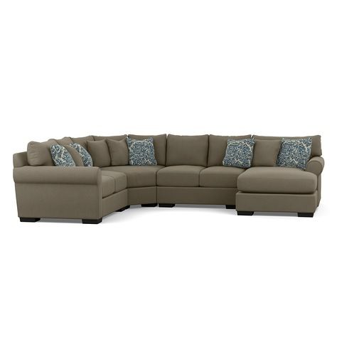 Velvet Sectional Sofa | Large Sectional Couch | Jeromeu0027s  sc 1 st  Pinterest : jeromes sectional sofas - Sectionals, Sofas & Couches