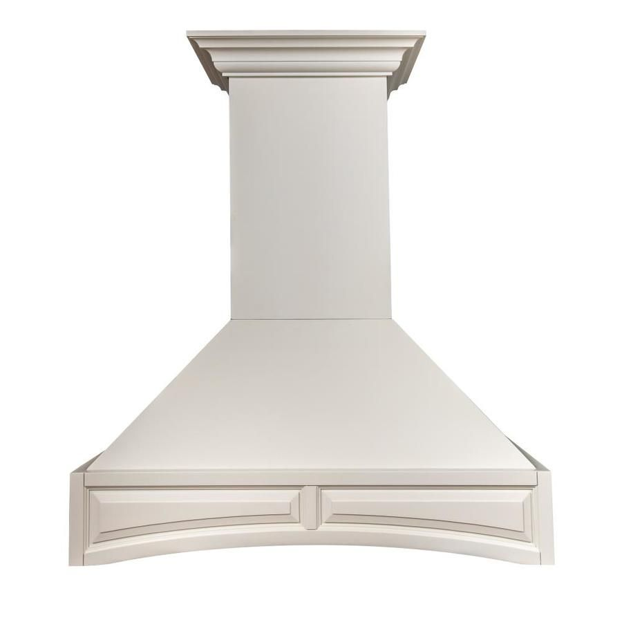 Zline Kitchen Bath Ducted White Wall Mounted Range Hood Common 30 Inch Actual 30 In 321tt Rs 30 400 In 2020 Wall Mount Range Hood Wooden Walls Wall Mount