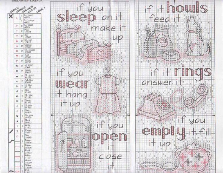 (2) Gallery.ru / Reglas de la casa - Varios - natalytretyak