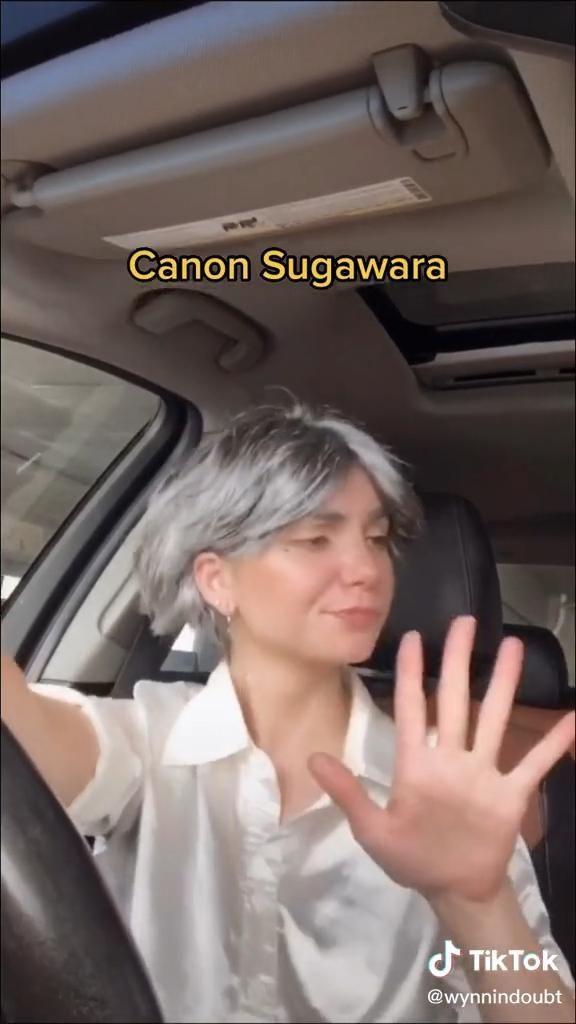(@wynnindoubt) on TikTok | Fanon vs Canon Suga