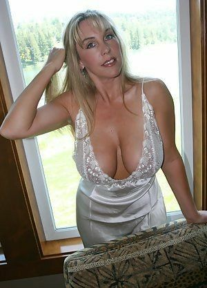 bbw satin tits - Free big tits soccer mom MILF porn site with lots of picture galleries of  sexy busty MILF women fucking and sucking cocks, posing on cam and having  mild ...