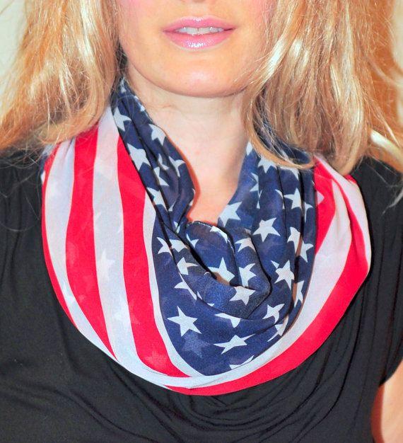 American Spirit Scarf