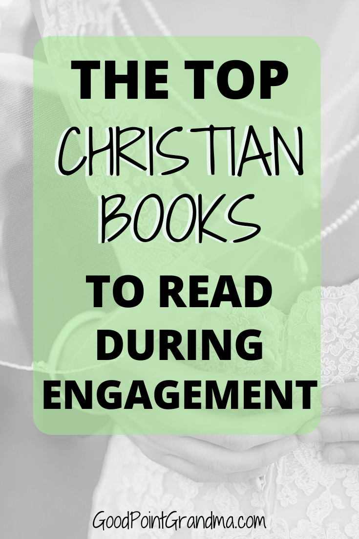 The 7 Best Christian Books You Need To Read Before Marriage is part of Preparing for marriage, Christian books, Marriage books, Before marriage, Marital counseling, Top books to read - Wondering what the best Christian books to read before marriage are  Well you're in luck! Here is a comprehensive list to help you prepare for marriage!