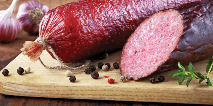 Country Smoked Summer Sausage | Homemade sausage recipes ...