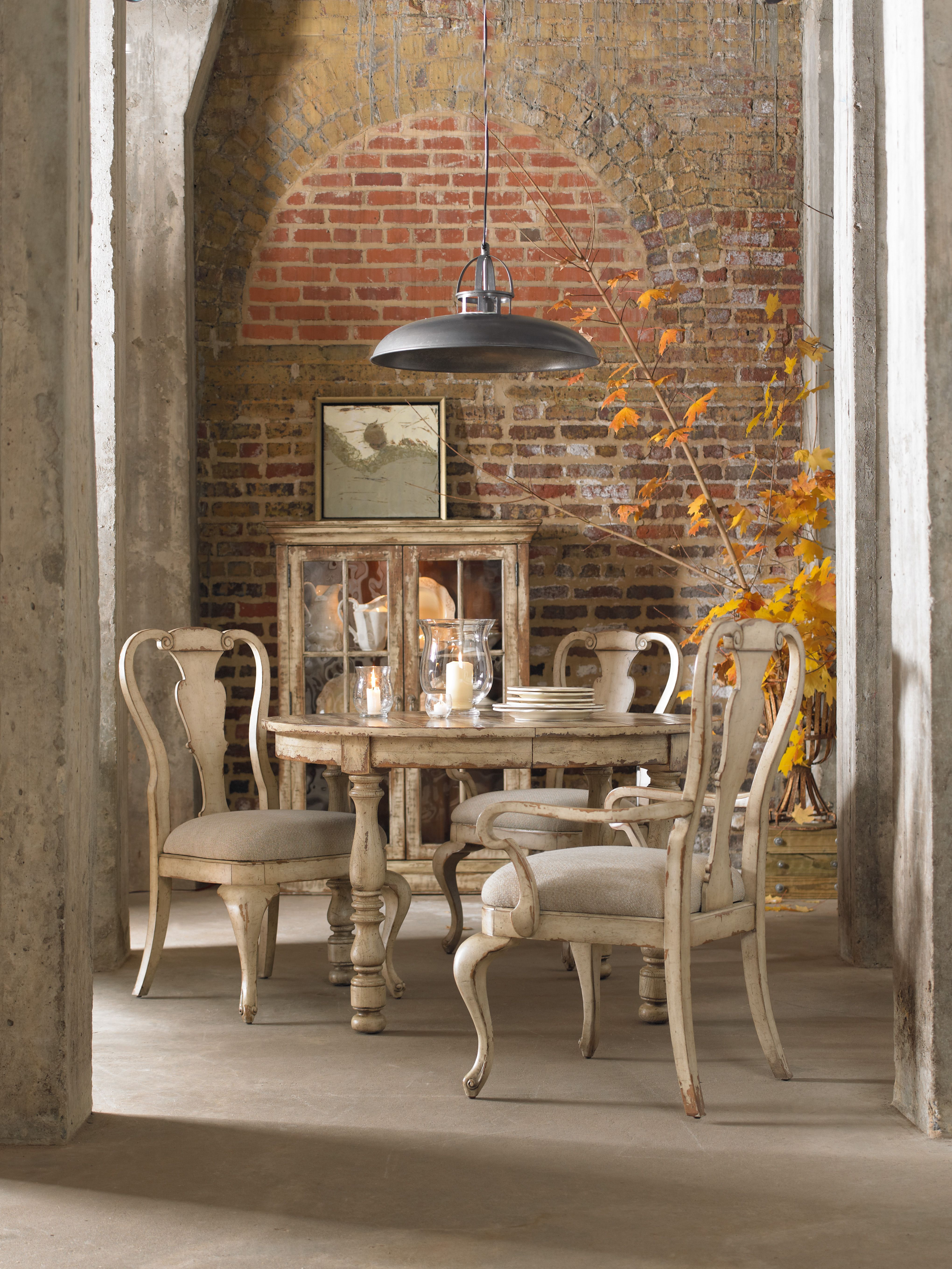 Wakefield Dining Table & Chairs by Hooker Furniture | Casual Dining ...