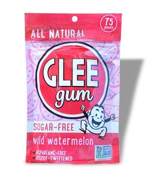 Glee Gum Sugar Free Watermelon Gum Pouch (6x75ct )
