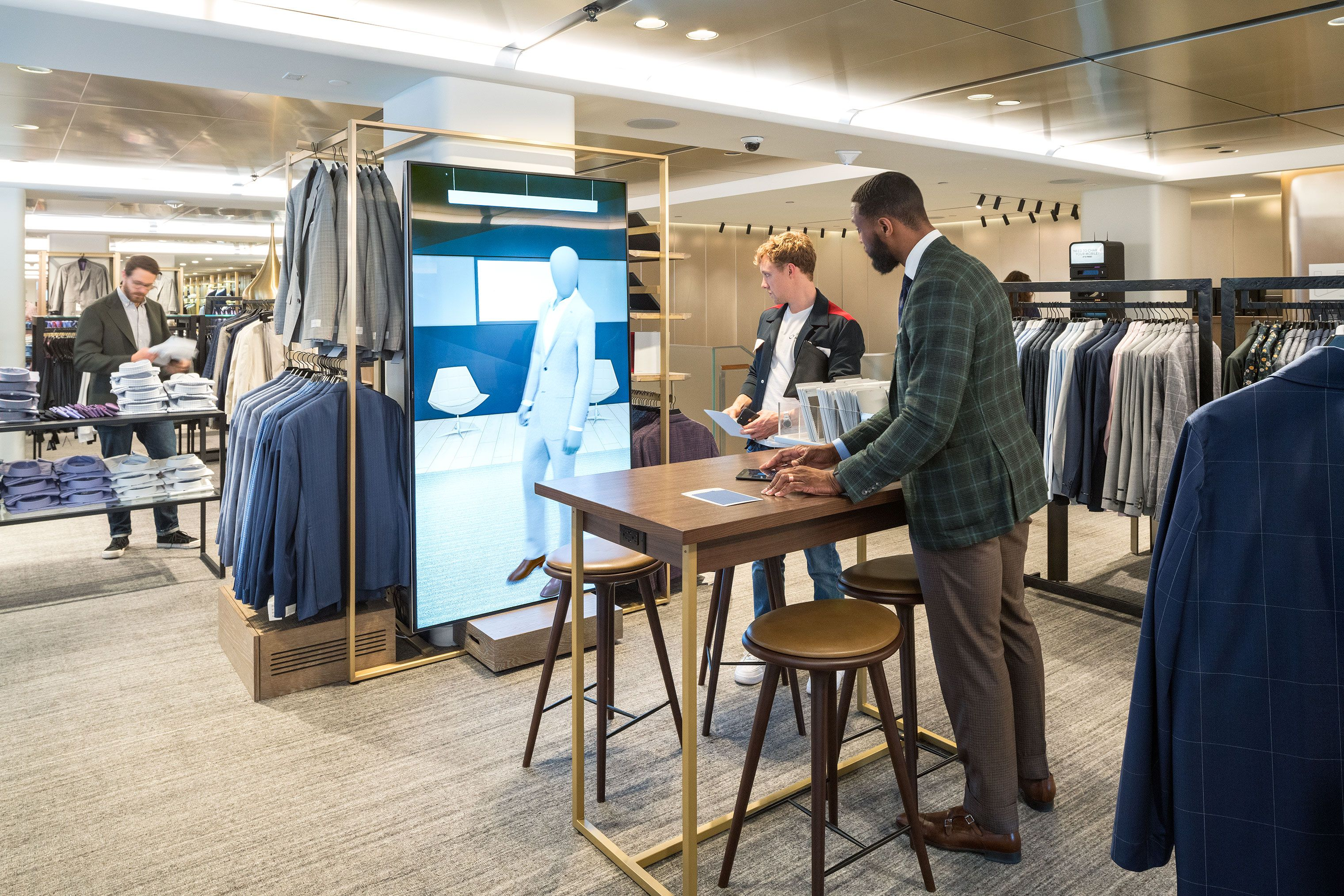 Why Nordstrom Is Betting on HighTouch Tech Digital