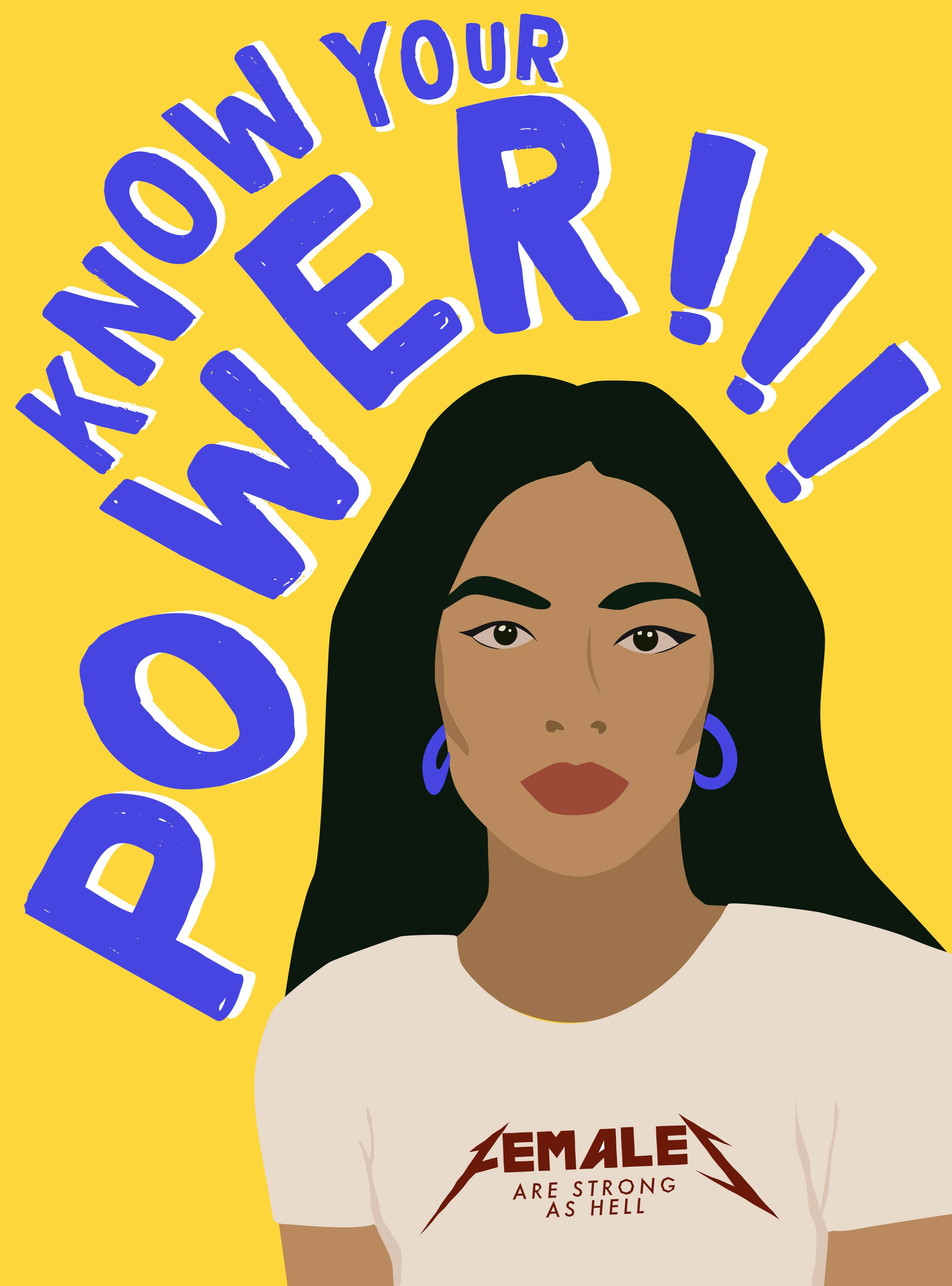 Know Your Power Print | Free Downloads & Printables | Pinterest ...