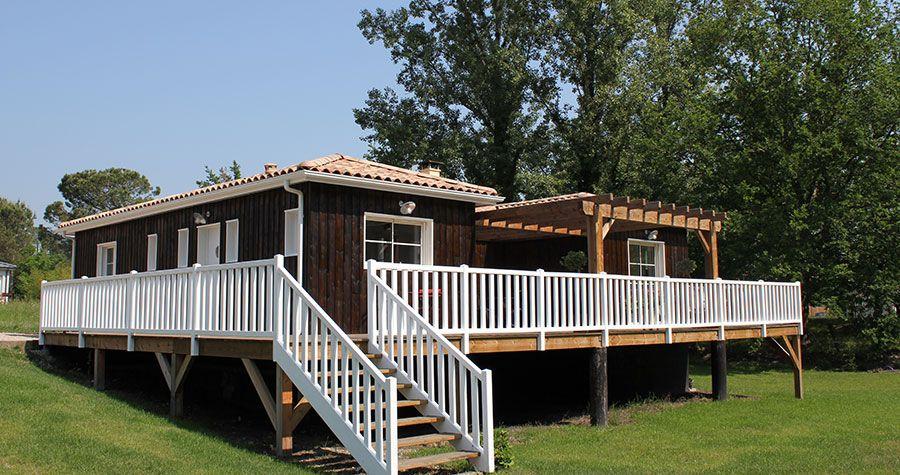 Maison bois CARLA 120 | Cabin