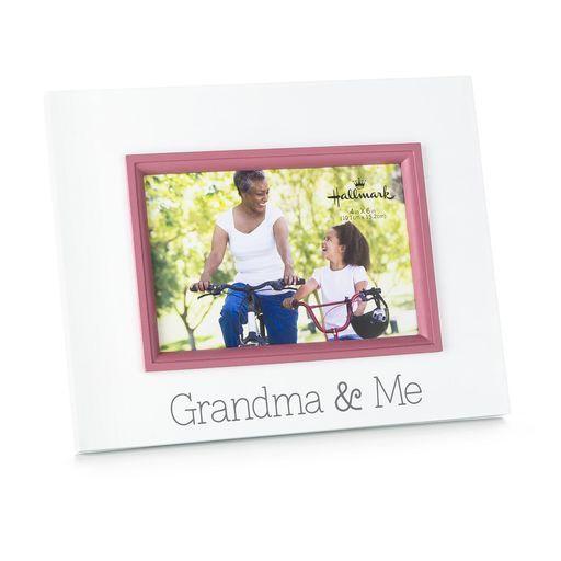 Grandma & Me Wood Malden Picture Frame, 4x6, | Hallmark | Pinterest ...
