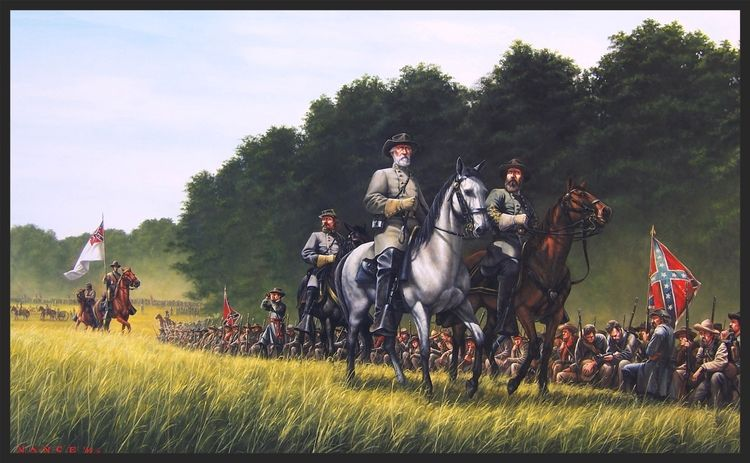picketts charge the mistake of general robert e lee