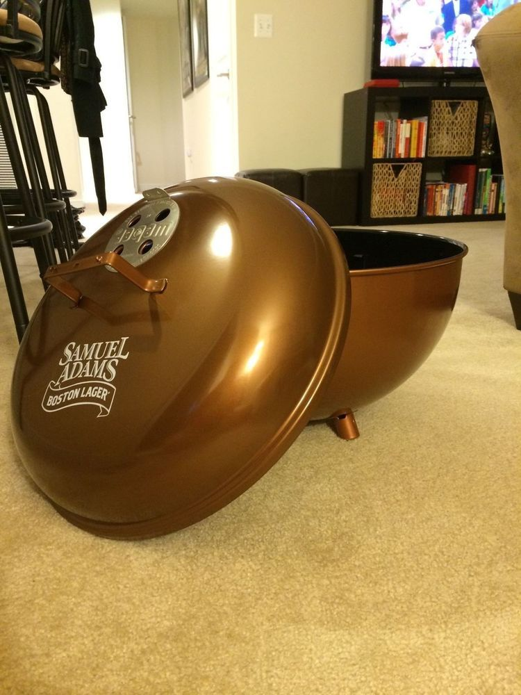 Limited Edition Samuel Adams Copper Weber One Touch