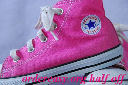 My syle but I just realize my brother has those shoes when boys wear pink so what people say there a real man now :? YEAH RIGHT..lol     Fashion pink #converses #sneakers summer 2014