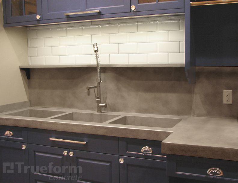 Triple sink! | kitchen remodel plans | Pinterest | Sinks, Decorating ...