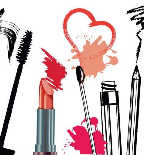 Pink Makeup Room Decor
