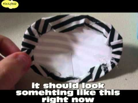 ·Cosplay Tutorial·How to make an Eye patch | DIY | Pinterest ...