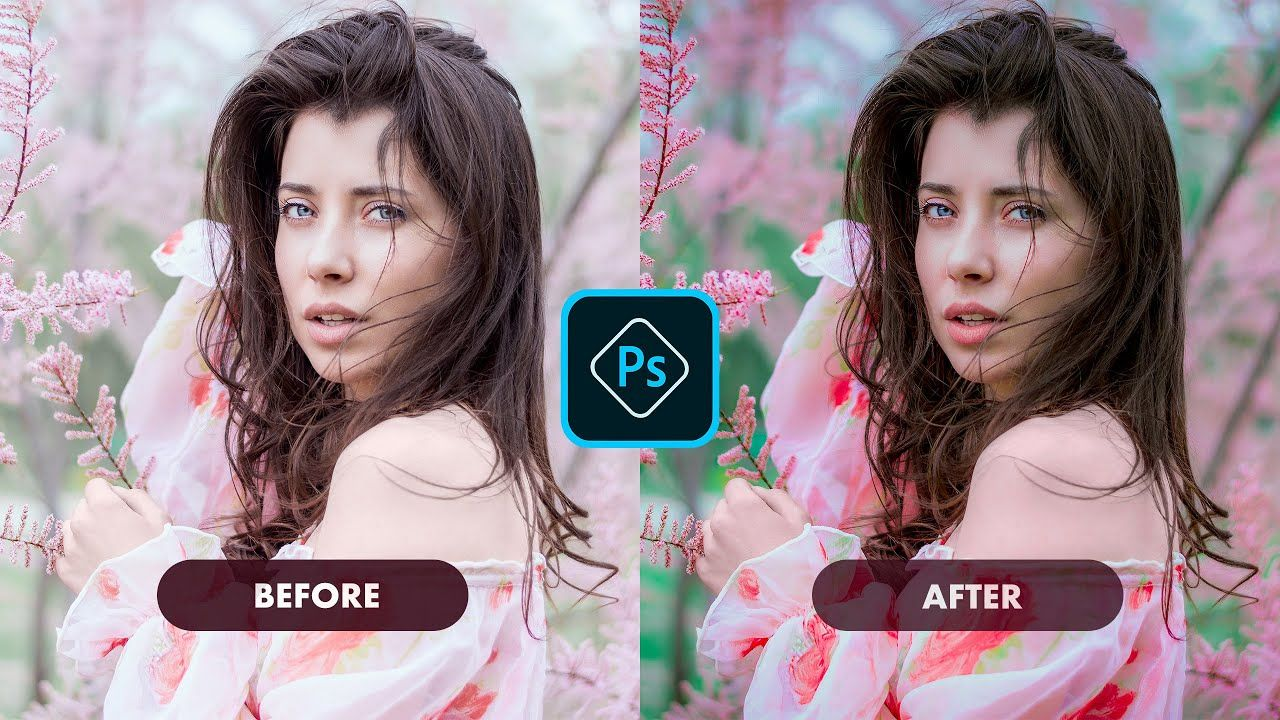 FIX YOUR PIX with Photoshop Preset [Camera RAW Filter ] in ...