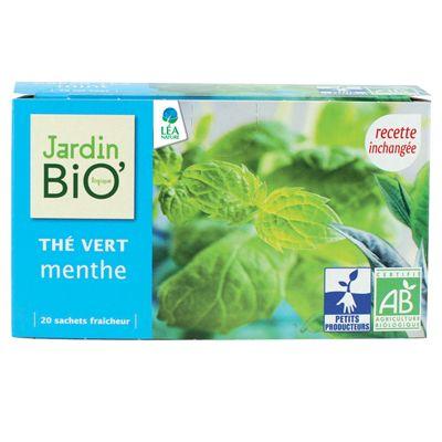 The Vert Menthe Bio The Vert Menthe The Vert Et Menthe