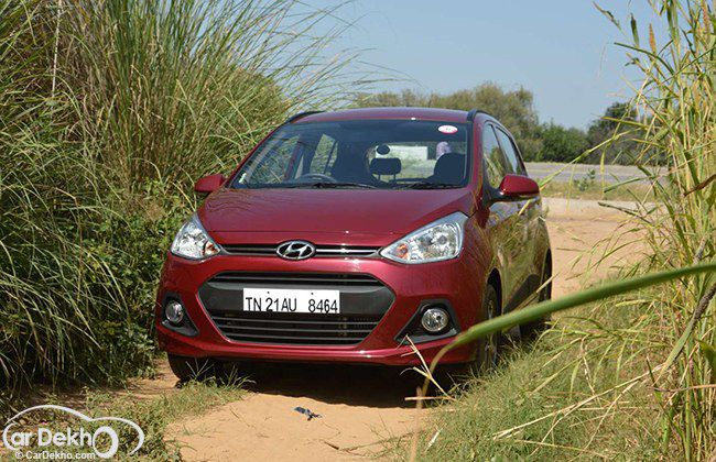 Hyundai To Unveil The Grand I10 Sedan Today Hyundaigrandi10