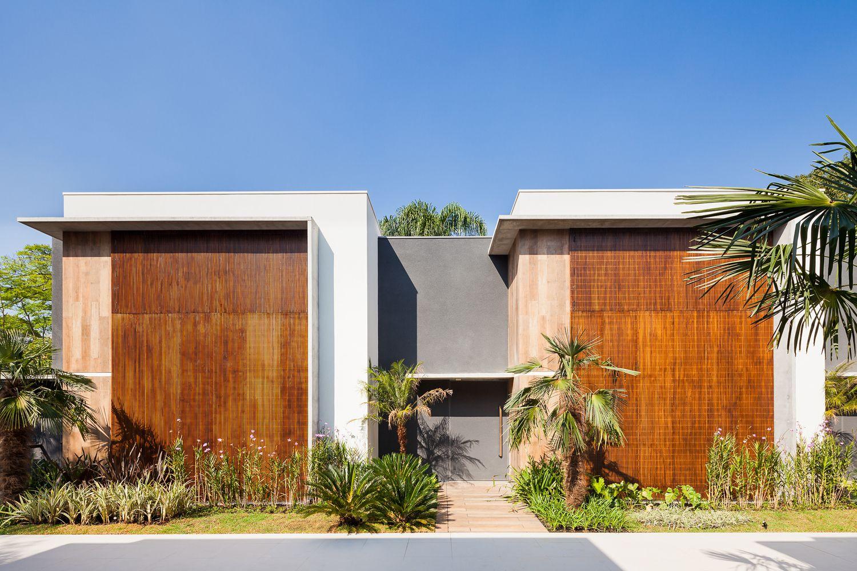 Moderne wohnarchitektur galeria de vila sagres  pessoa arquitetos  base urbana