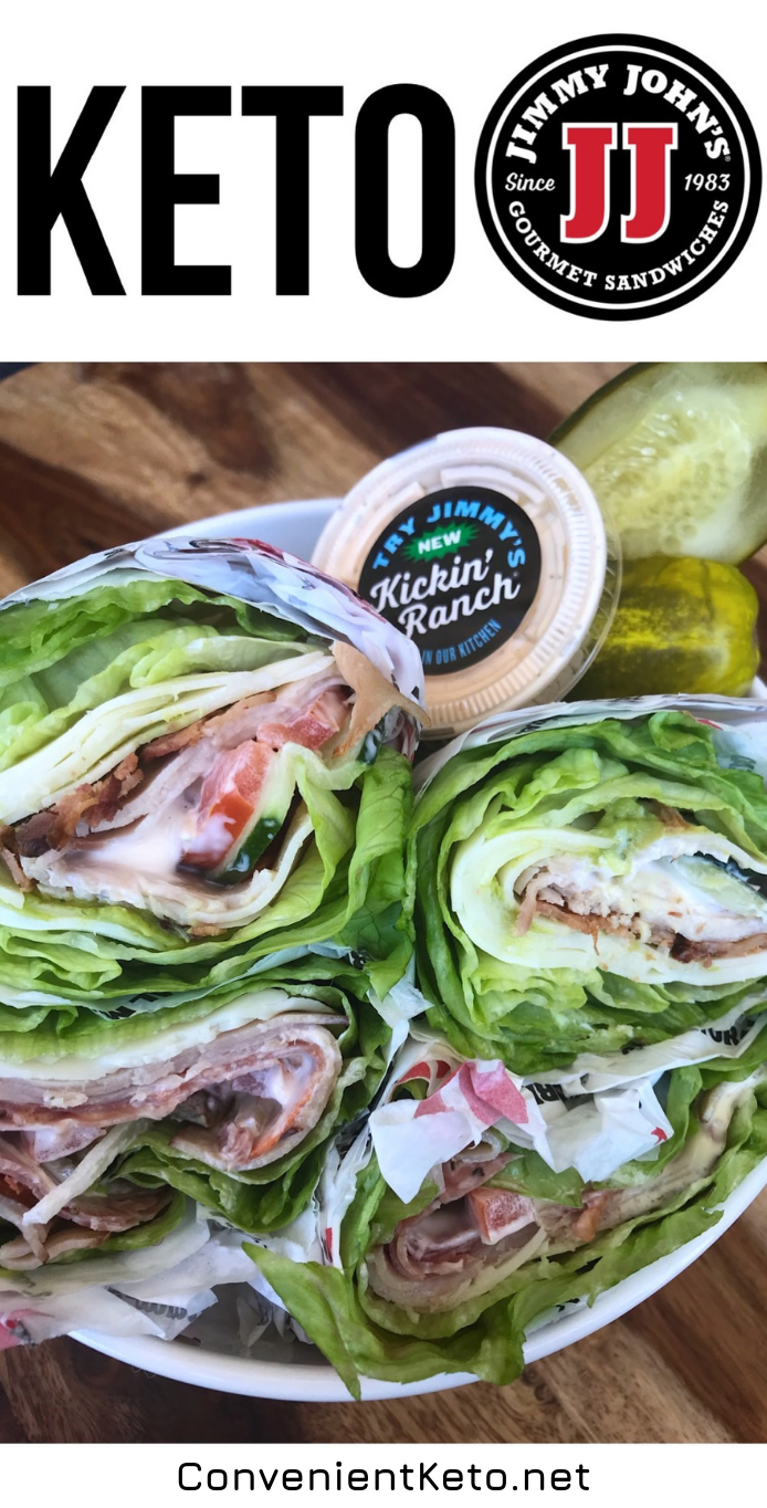 The ultimate Keto Jimmy Johns guide! We've compiled easy