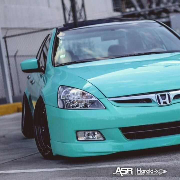 Honda Accord Honda Accord Custom Honda Vtec Honda Accord