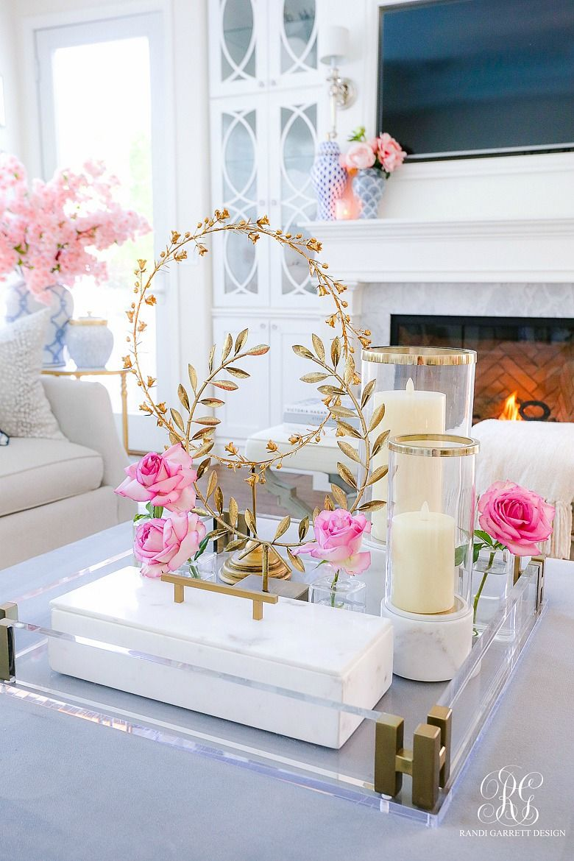 Amazon Finds For Your Home Randi Garrett Design Decor Table Decor Living Room White Family Rooms