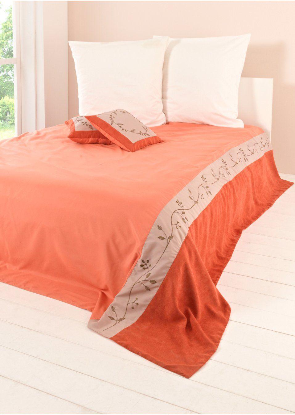 Copripiumino Bonprix.Tunica Con Pizzo Copriletto Trapunta Comforters Blanket Bed