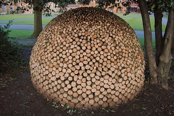 Voi sen tehdä näinkin! 19 inspiroivaa puukasaa, jotka ovat kuin upeita taideteoksia | Newsner
