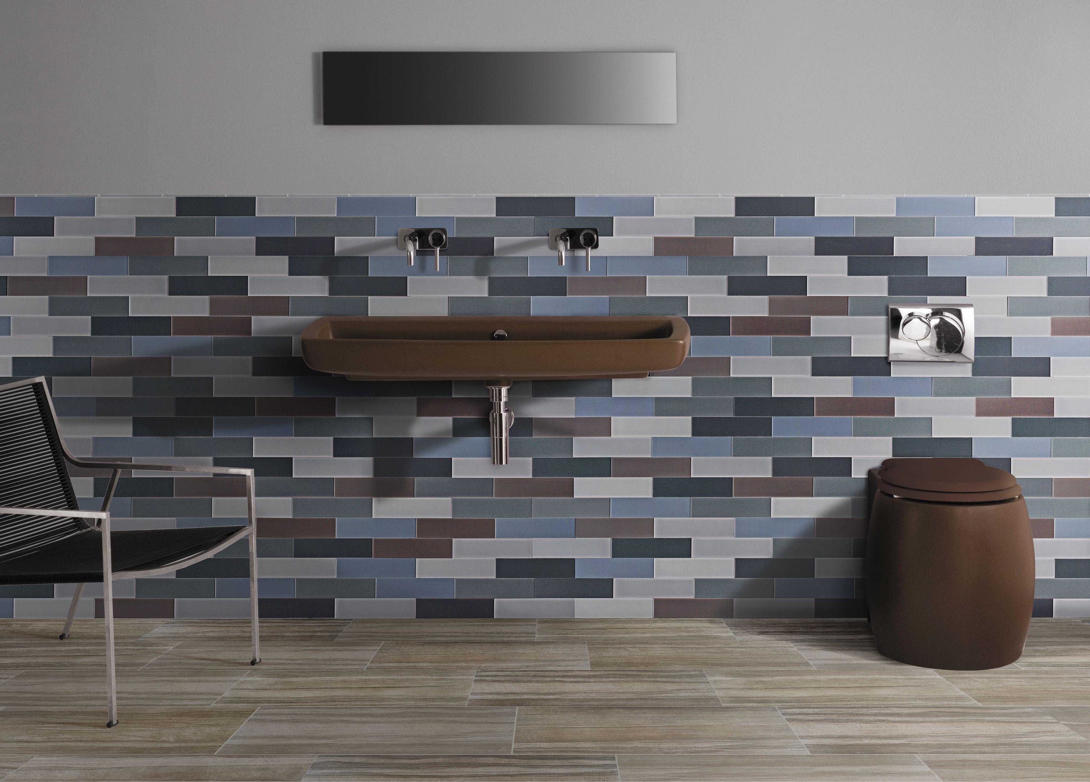 #westport #blend #bruma #ceramic #tiles #handmade #decor #home #interiordesign #ivory #aqua #graystone