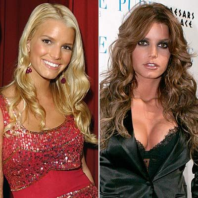 Jessica Simpson Boob Job Before And After Celebrities