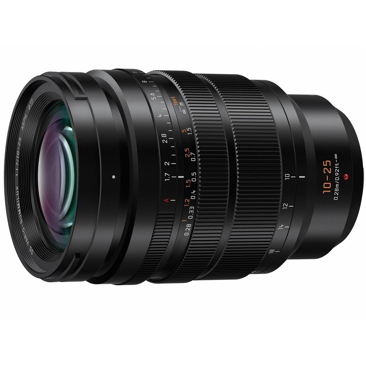 Panasonic 10 25mm Leica Leica Dslr Aperture Leica Camera