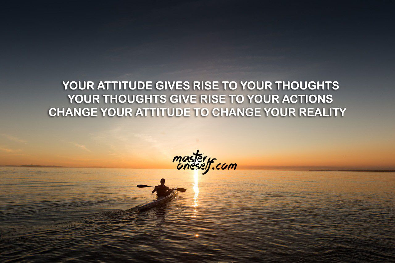 Can one journey change your attitude towards life 60