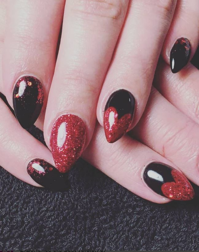 Attractive Fabulous Nail Designs Component - Nail Paint Design Ideas ...