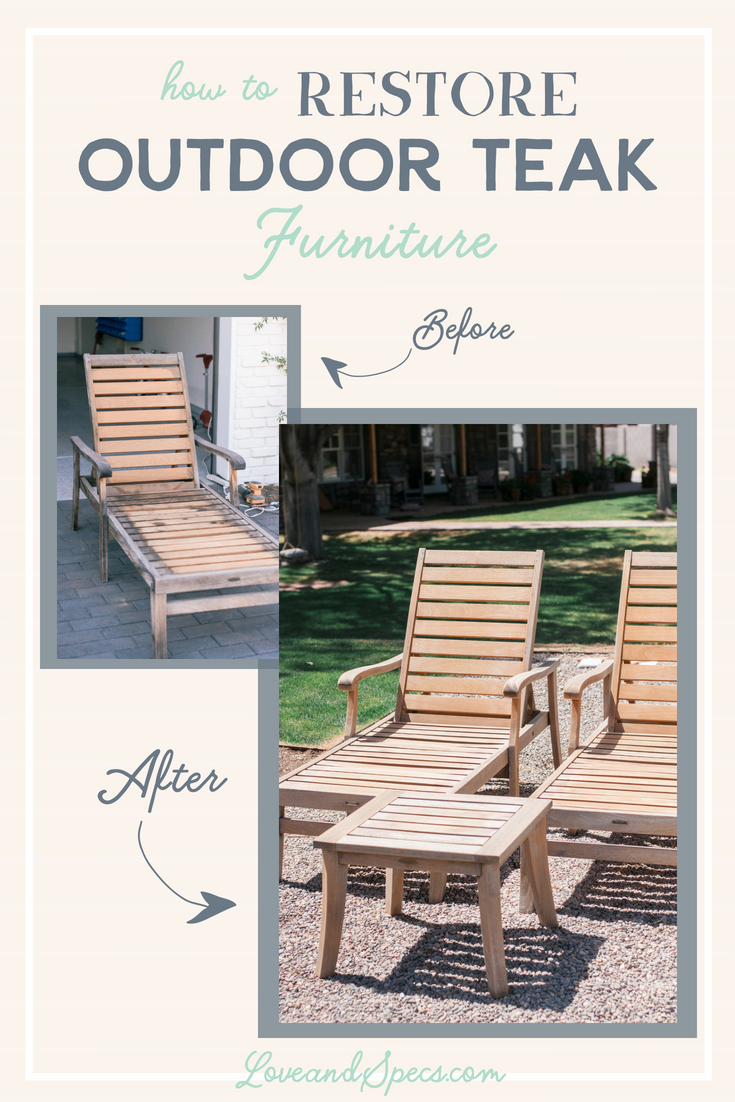How To Restore Teak Wood Furniture Teak Outdoor Furniture Patio Teak Outdoor Furniture Teak Patio Furniture