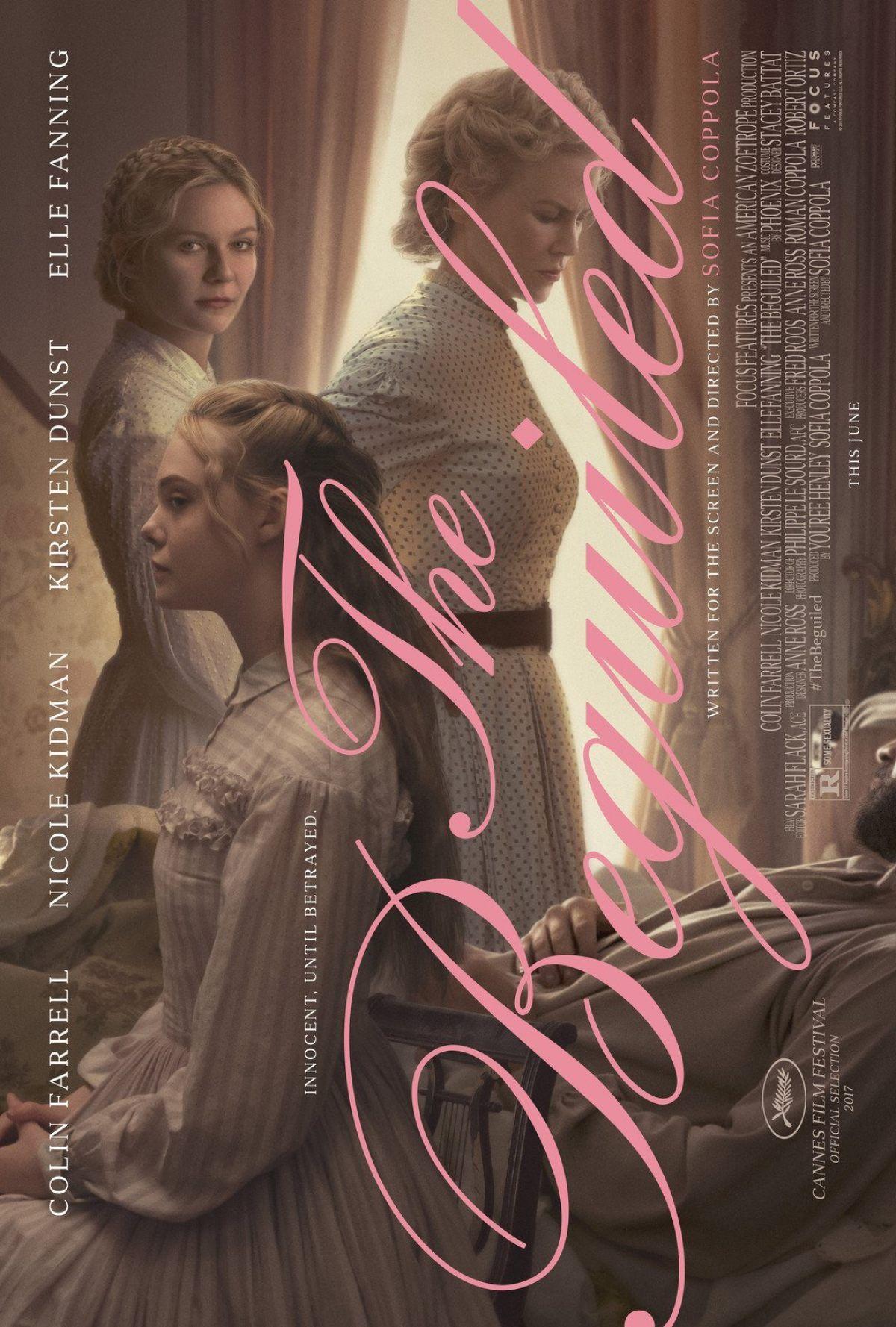 Resultado de imagen de the beguiled movie poster
