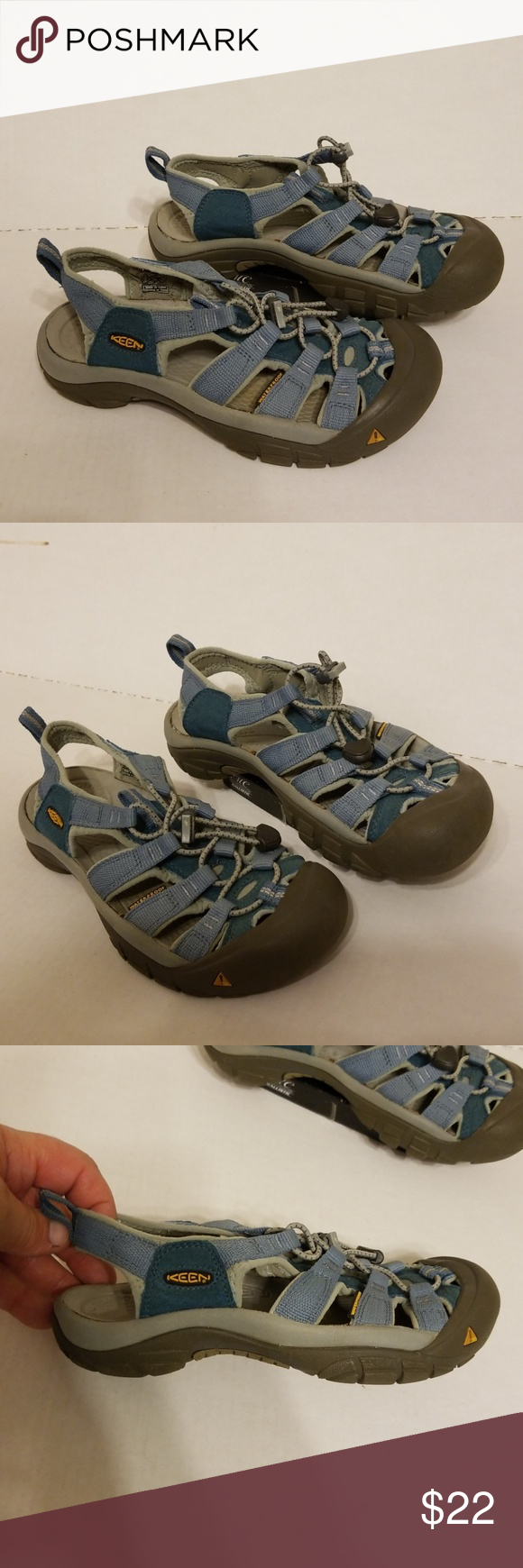 3803b1afb0350a Keen sandals women s shoes size 6 Good used condition shoes. Nice Keen  Shoes Sandals