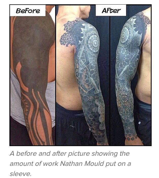 55 Incredible Cover Up Tattoos Before And After Cuded Tattoo Sleeve Cover Up Black White Tattoos Cover Up Tattoos Before And After