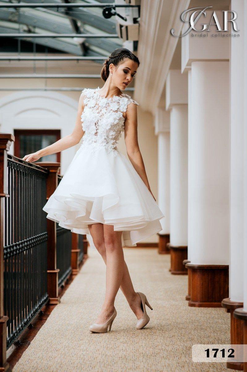 Igar 1712 Wedding Reception Dress Courthouse Wedding Dress Dresses