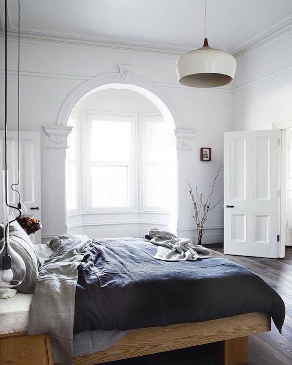 via interiormilk on Instagram Wohnen, Wohn schlafzimmer