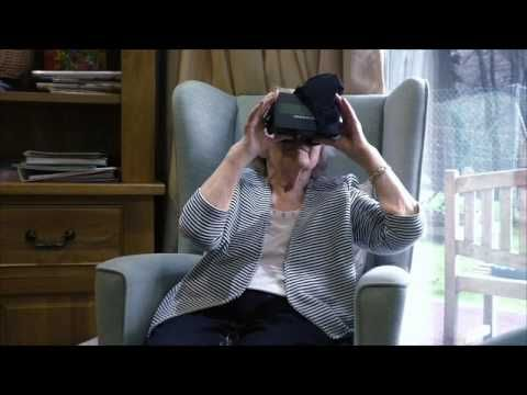 The WAYBACK: A Virtual Reality Film Series to help those living with Alz...