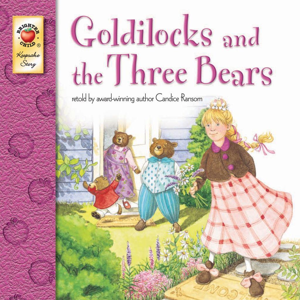 Goldilocks and the three bears ebook goldilocks and