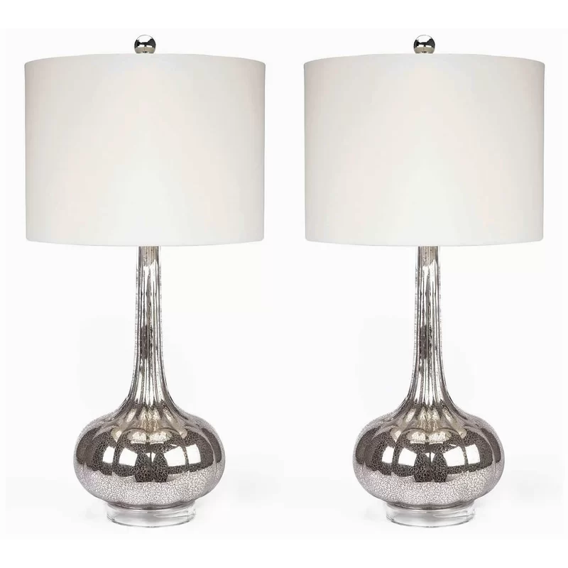 Rosedale Antiqued 28 Table Lamp Set Lamp Table Lamp Sets Table Lamp