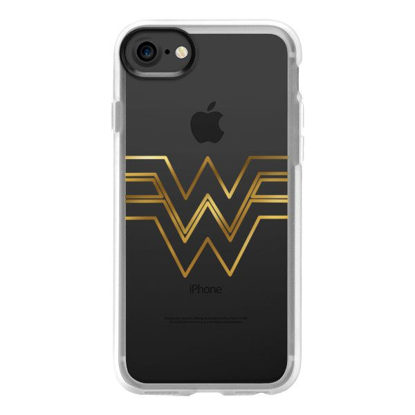 Wonder Woman Logo 3 iphone case