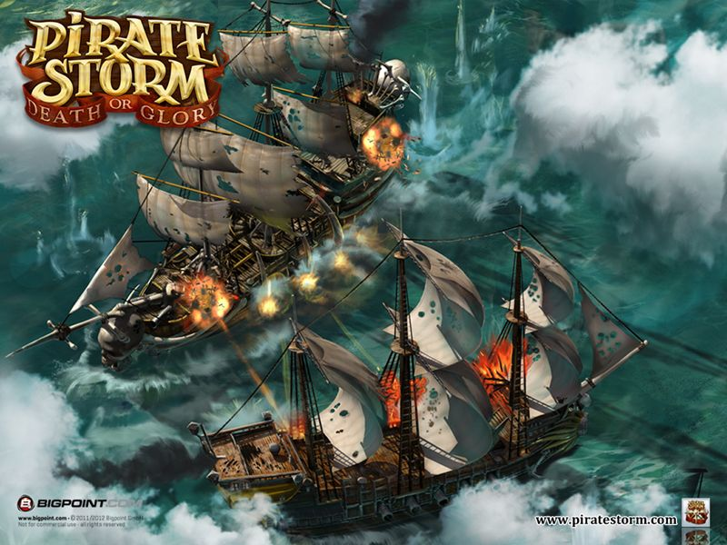 pirate ship battle game # 15