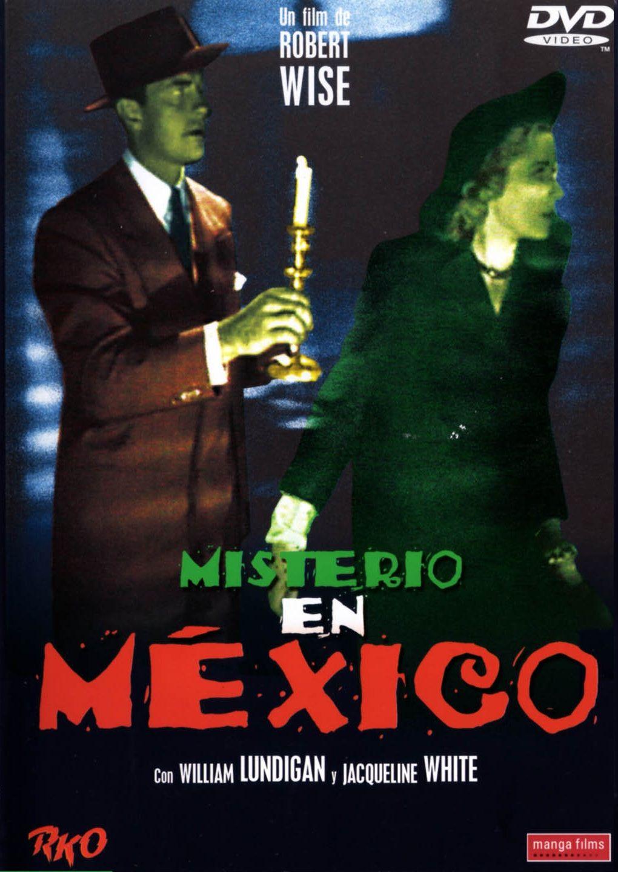 Resultado de imagen para Misterio en México robert wise